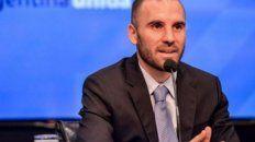 El ministro Guzmán busca el desarrollo del mercado local.