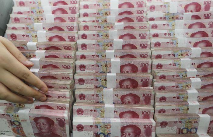 Pagos. El yuan es la quinta divisa más usada en pagos internacionales.