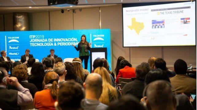Telecom presentó otra jornada sobre Innovación, Tecnología y Periodismo