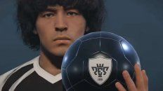 Maradona, en su versión digiral.