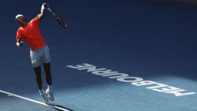 Nadal se enfrentará en la próxima ronda al griego Stefanos Tsitsipas por un lugar en las semifinales.