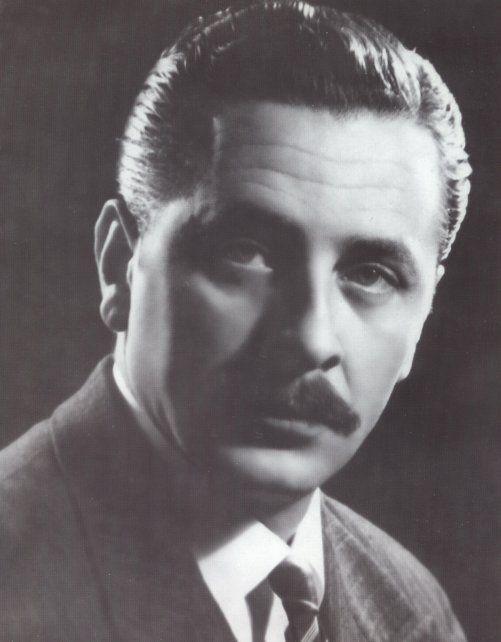 José Antonio Bottiroli en los años cincuenta del siglo pasado.