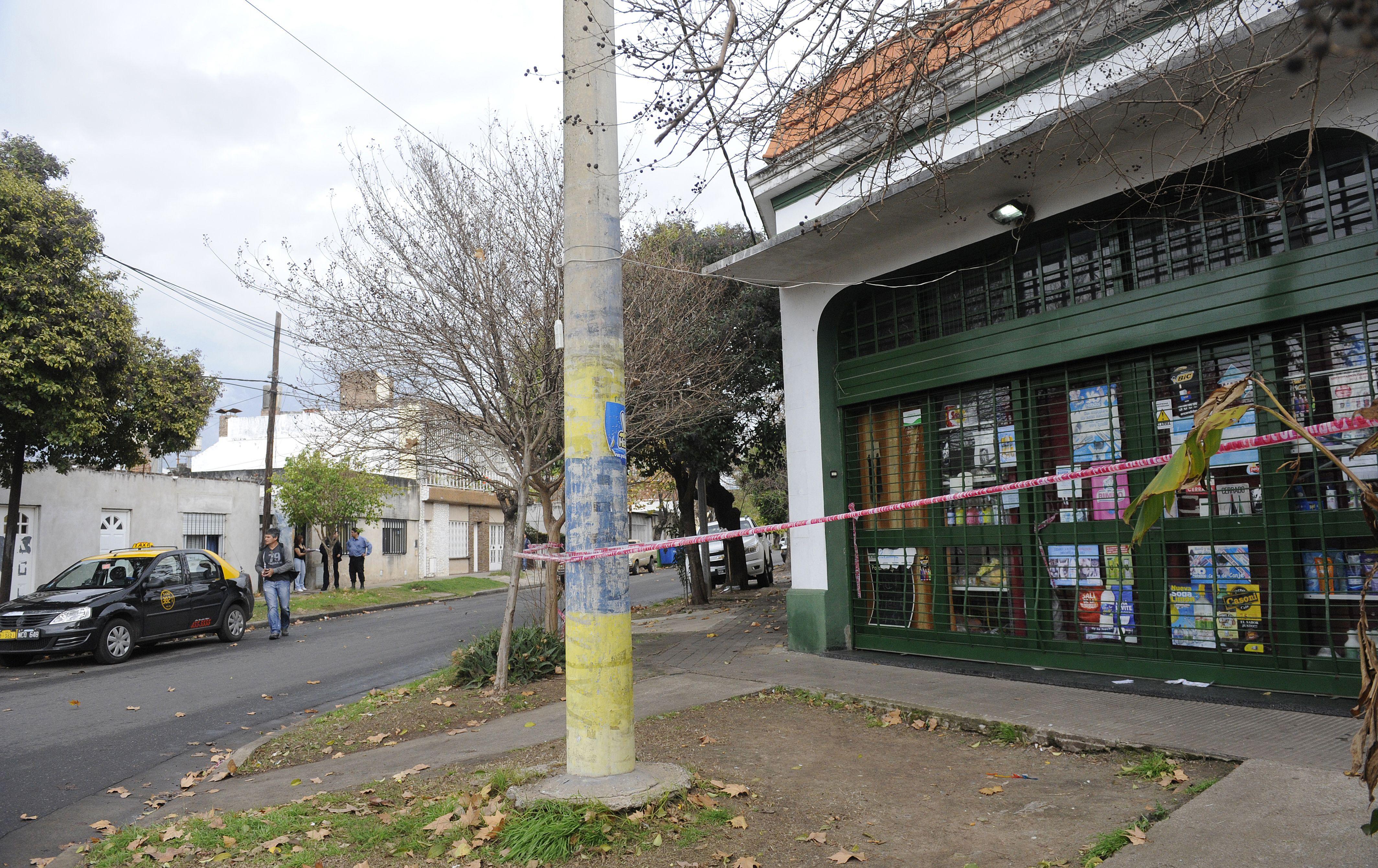 Chiavassa fue asesinado en junio de 2014 en Cullen y Zuviría.