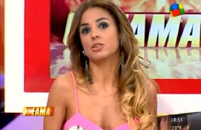 El descuido de Marina fue percibido por la gente en el piso de Infama.