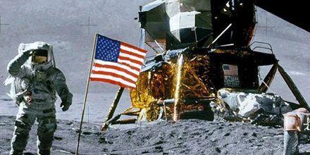 Toma fuerza la hipótesis de que el aterrizaje en la Luna de 1969 fue un montaje