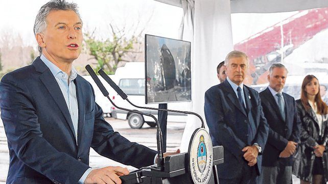 Presidente. Macri