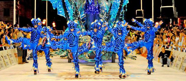La ganadora. Marí Marí se llevó el primer puesto de la edición 2012.