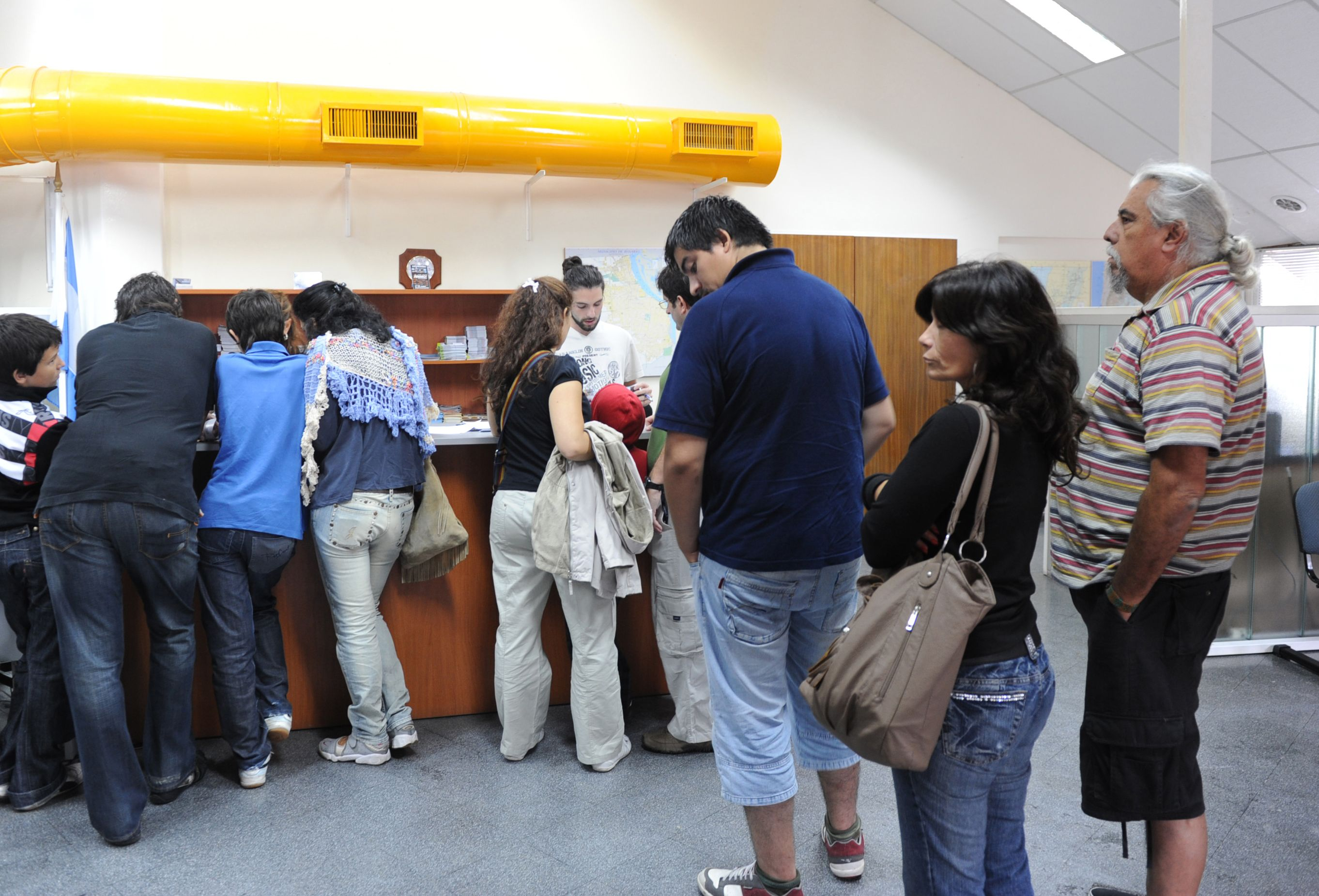 Los turistas se quejan de que Rosario no está preparada para recibirlos