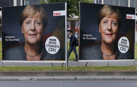 Imbatible. Merkel luchará el domingo por un cuarto mandato consecutivo. Todos los sondeos le dan ganadora.