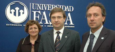 La Universidad Fasta, en Rosario