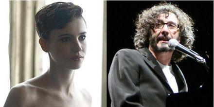 Celeste Cid y Fito Paéz estarían de novios: estuvieron juntos en un hotel de Rosario