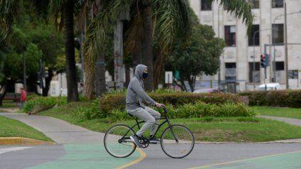 El tiempo en Rosario: tras la llovizna, llega un domingo nublado y con baja de temperatura
