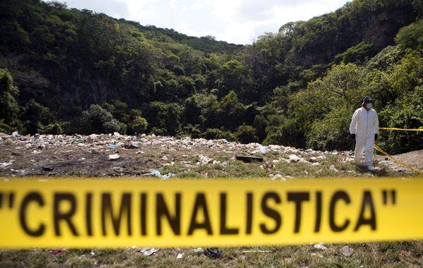 Identificaron los restos de otro de los 43 estudiantes mexicanos desaparecidos