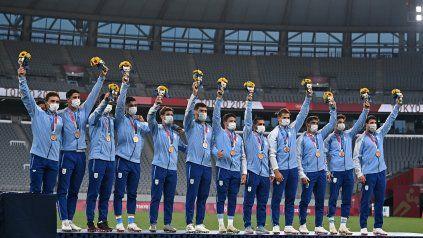 Los Pumas alcanzan la medalla de bronce tras victoria sobre Gran Bretaña.
