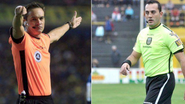 Patricio Loustau arbitrará Newells-Unión y Fernando Espinoza lo hará en Colón-Central.