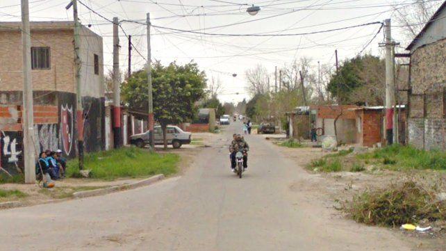El episodio de violencia de género ocurrió este mediodía en Lima y 27 de Febrero