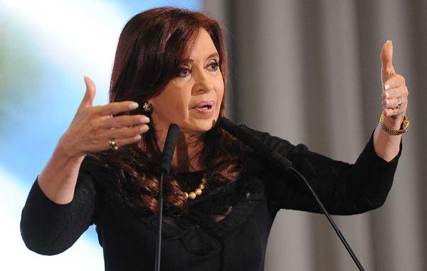 Cristina: Estamos lanzando más de 11.000 viviendas en distintas provincias del país