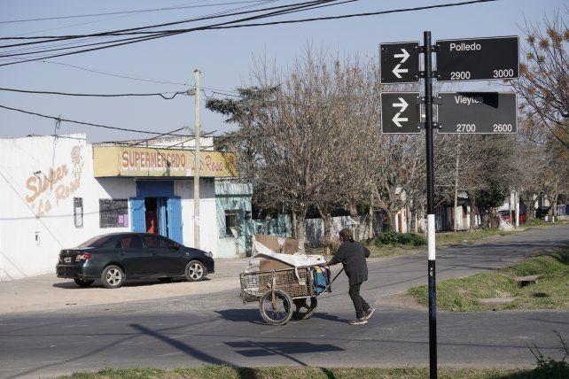 Vecinos de Polledo al 2900 se organizan antes una serie de hechos de robo registrados por las noches en esa zona de Nuevo Alberdi