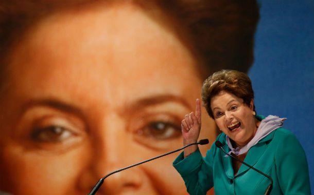 Comicios. Dilma Rousseff competirá por su segundo mandato.