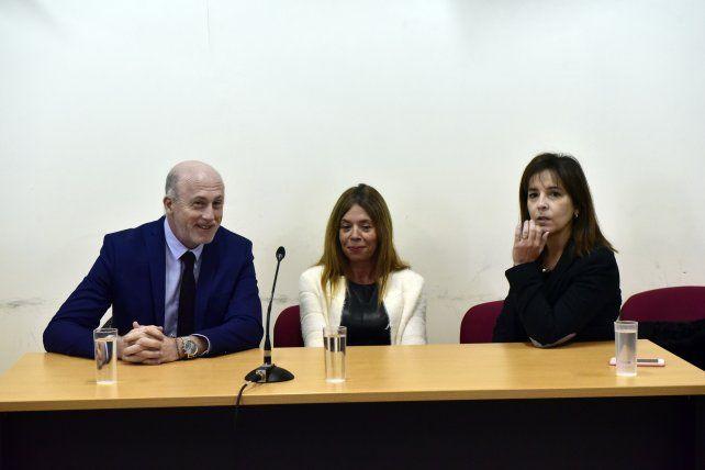 El fiscal Villate dijo que faltó profundizar la investigación en la causa Tognoli