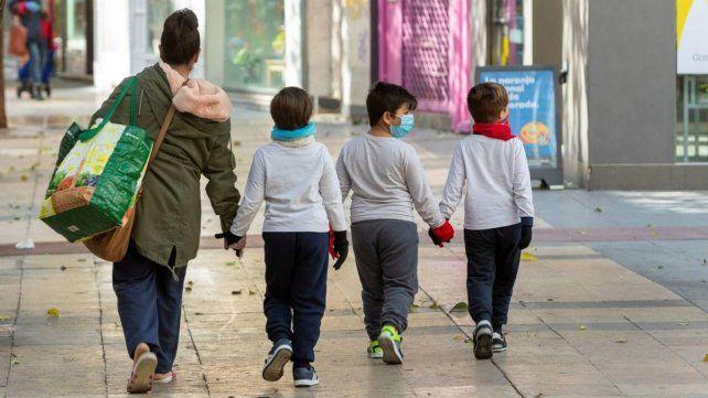 Defensores de niñez del país piden priorizar las infancias en la pandemia