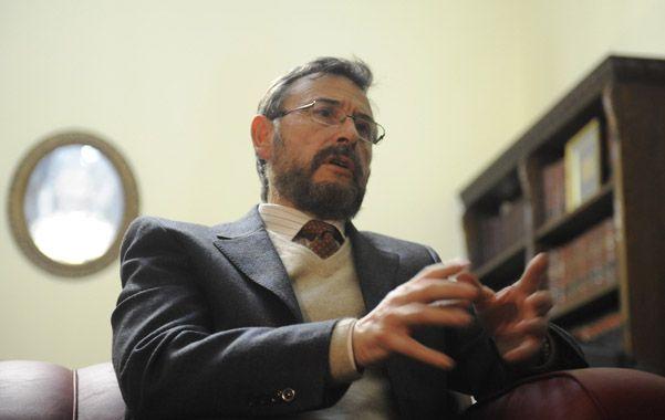 El Primero. El intendente Montizanti dijo que el lunes se hace la rinoscopia.