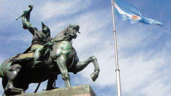 La bandera, de Rosario al mundo