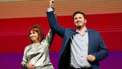 Patricia Bullrich vino a Rosario para expresar su apoyo a Federico Angelini.