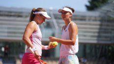 Podoroska y Begu, en su tercer torneo juntas, fortalecieron la dupla y alcanzaron semifinales en un cuadro lleno de nombres fuertes.