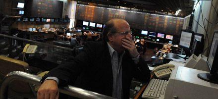 La Bolsa lloró el fin de las AFJP con una caída histórica del 10,11 por ciento