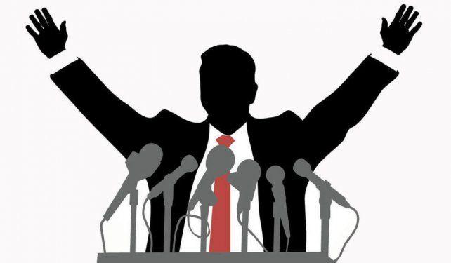 El discurso político y las palabras innecesarias