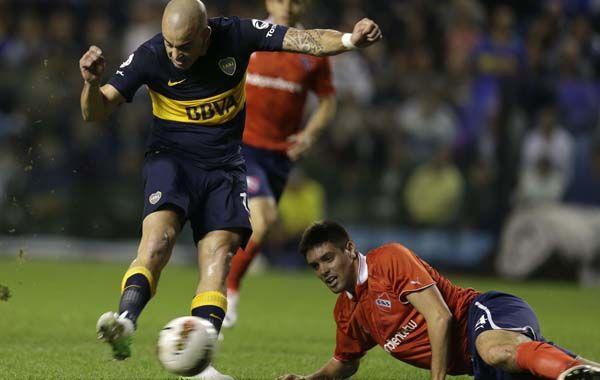 Una fija. Silva es la principal carta de gol del elenco xeneize.