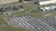 General Motors, al sur de Rosario. Smata está en alerta por la situación a nivel país.