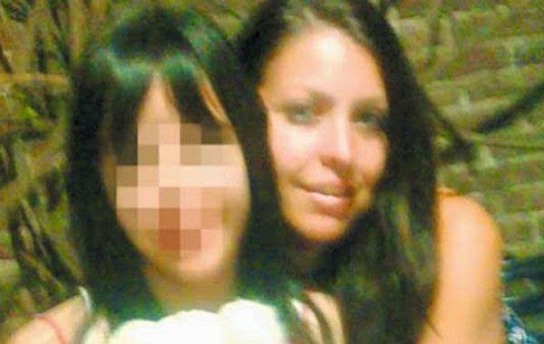 Mariela Villaverde y su hermana Rocío.