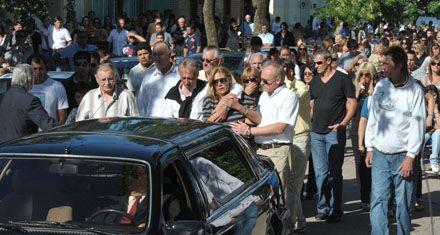 El último adiós a Guido Falaschi