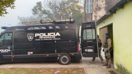 La TOE allanó esta mañana el domicilio de Arijón al 500 bis.