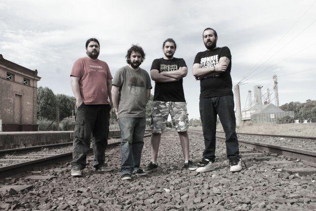 Rock de allá. El grupo de Berazategui recorrerá toda su discografía.