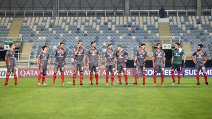 Rompieron la racha. Los titulares de Newell's que jugaron el martes por la noche en la victoria ante Palestino.