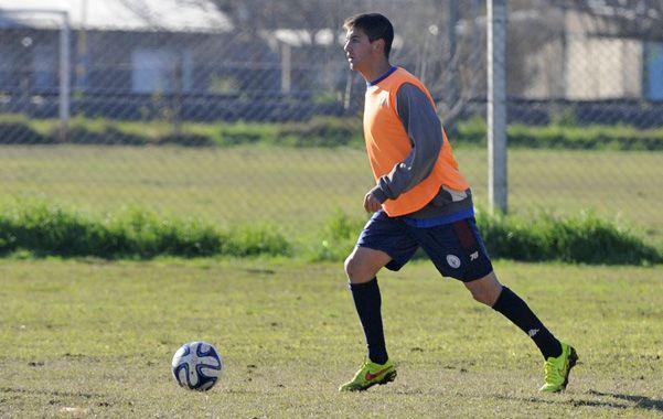 Refuerzo. El Gitano Mustachi será clave en el nuevo equipo de Marcelo Vivas.