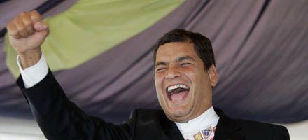 Ecuador confirmó por 70 por ciento la nueva Constitución de corte socialista