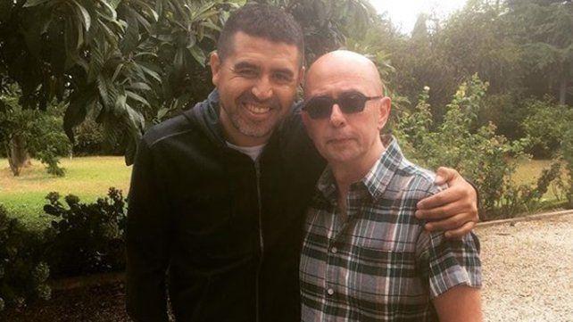 El Indio Solari grabó un video donde le pide a Riquelme que vuelva a Boca