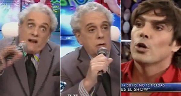 Antonio Gasalla, Matías Alé y una pelea inesperada