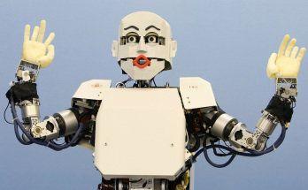 Llorar no es sólo humano: presentan un robot que expresa sus emociones