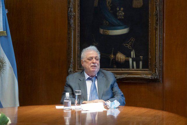 Ginés: Sin dudas, vamos a tener a todos los argentinos vacunados