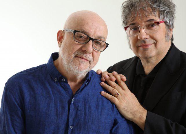 """El dúo que forman Baglietto y Vitale cumple 30 años de música y lo festeja con el espectáculo """"Celebración""""."""