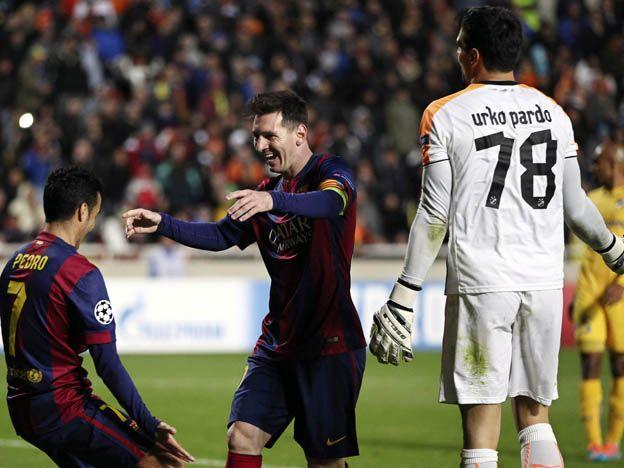 Los récords que le quedan por batir a Messi
