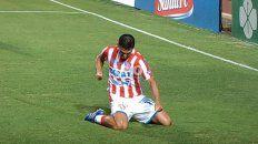 Unión ganó con dos de los tres goles anotados por Juan Manuel García.