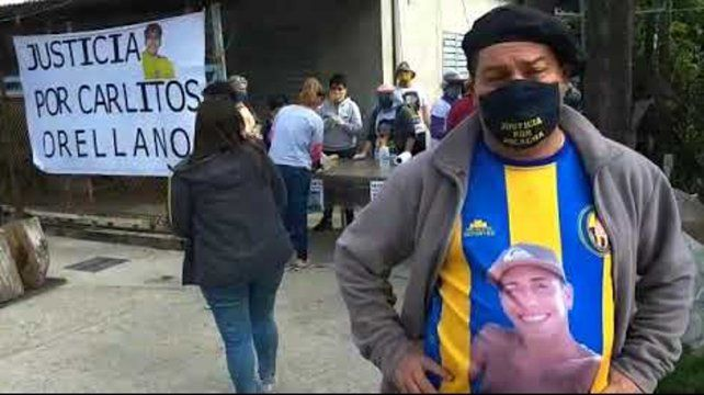 """Los Orellano decidieron cumplir uno de los sueños de """"Bocacha"""": darles de comer a los necesitados."""