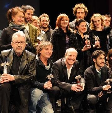 Carancho arrasó con los Premios Cóndor de Plata