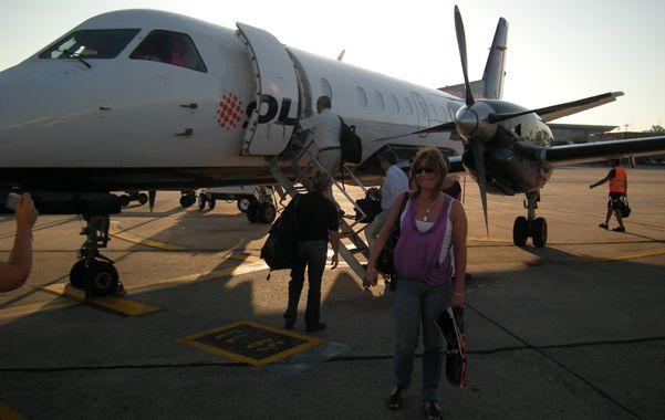 Sol no hará más las conexiones desde Comodoro Rivadavia a San Cruz y Tierra del Fuego.